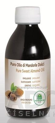 NH - MANDĽOVÝ OLEJ (Pure Sweet Almond Oil) s Flip uzáverom 1x200 ml