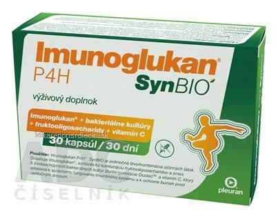 Imunoglukan P4H SynBIO cps 1x30 ks