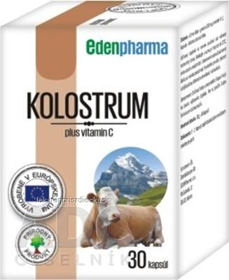 EDENPharma KOLOSTRUM cps (1000 mg) 1x30 ks
