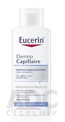 Eucerin DermoCapillaire 5% Urea šampón pre suchú pokožku 1x250 ml