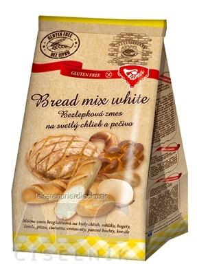 Liana Bread mix white plv (bezlepková zmes na svetlý chlieb a pečivo) 1x1000 g