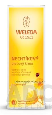WELEDA NECHTÍKOVÝ pleťový krém (Calendula Gesichtscreme) 1x50 ml