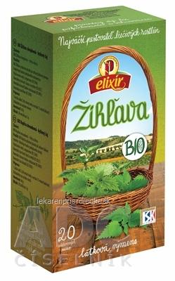 AGROKARPATY BIO ŽIHĽAVA bylinný čaj, prírodný produkt, 20x2 g (40 g)