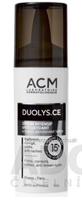 ACM DUOLYS.CE Antioxidačné SÉRUM proti starnutiu pleti 1x15 ml