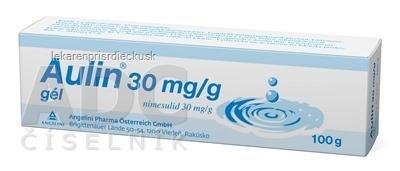 Aulin 30 mg/g gél gél (tuba Al) 1x100 g