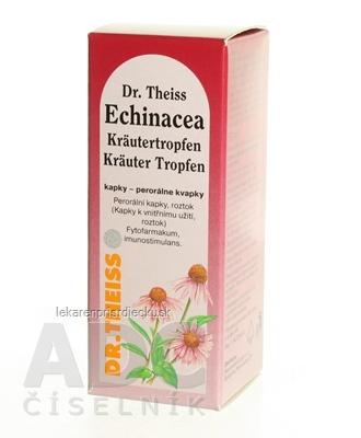 Preimmun (Dr.Theiss ECHINACEA Kräuter Tropfen) gtt por 1x50 ml
