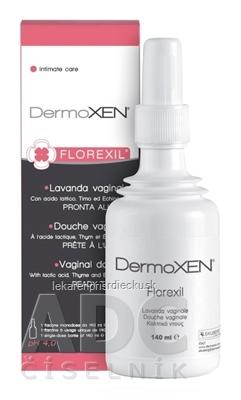 DermoXEN FLOREXIL vaginálny výplach 1x140 ml