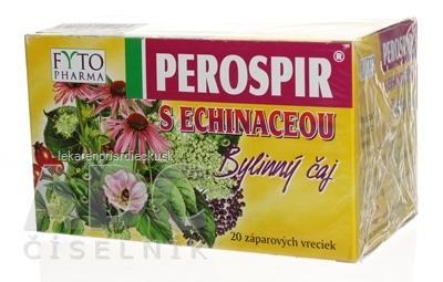 FYTO PEROSPIR S ECHINACEOU Bylinný čaj 20x1,5 g (30 g)