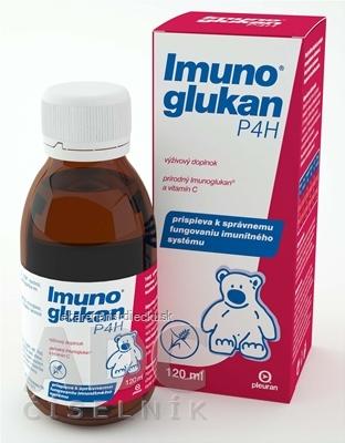 Imunoglukan P4H 1x120 ml