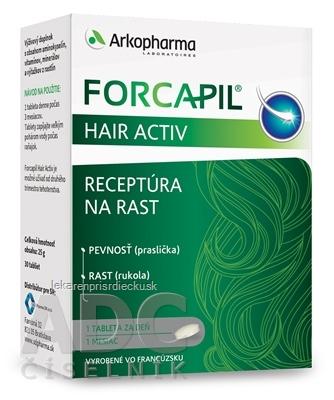 FORCAPIL HAIR ACTIV tbl 1x30 ks