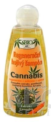 BC BIO Cannabis Regeneračný šampón 1x260 ml