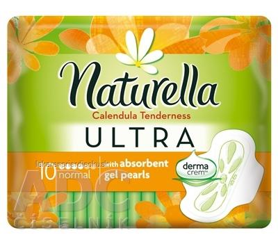 Naturella CALENDULA Ultra Normal hygienické vložky 1x10 ks