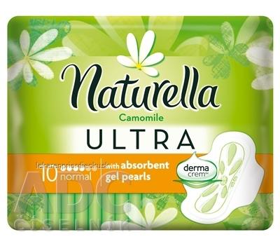 Naturella CAMOMILE Ultra Normal hygienické vložky 1x10 ks