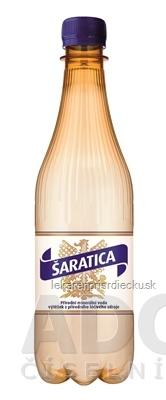 ŠARATICA - prírodná minerálna voda 1x500 ml