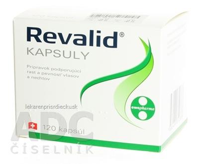 REVALID cps (blis.PVC/PE/PVC/Al) 1x120 ks
