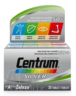 Centrum Silver tbl Multiefekt 1x30 ks
