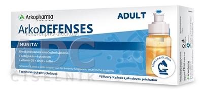 ArkoDEFENSES Adult sus por 1x7 lag