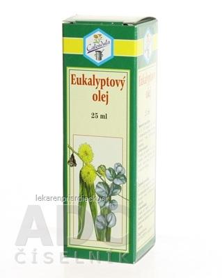 Calendula Eukalyptový olej 1x25 ml