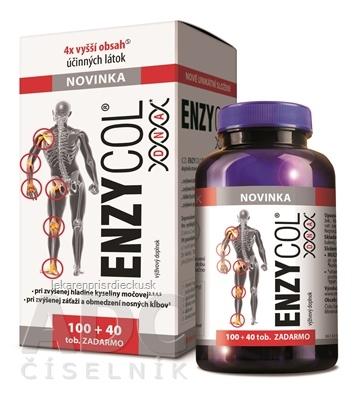 ENZYCOL DNA* cps 100+40 zadarmo (140 ks)