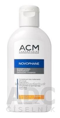 ACM NOVOPHANE posilňujúci šampón 1x200 ml