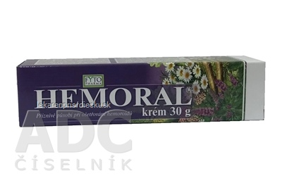 FYTO HEMORAL krém 1x30 g
